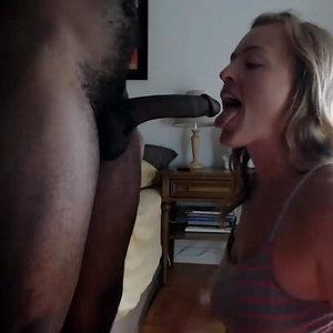 BBC addicted girlfriend