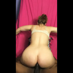 Fucks her phat Ass then pussy