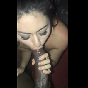 Latina Blows BBC