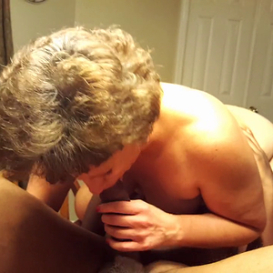 69 with her younger BBC bf