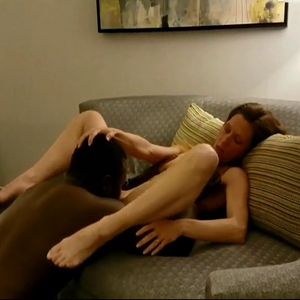 Hotwife gets a BBC creampie