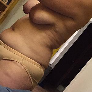 Curves of a mature wife