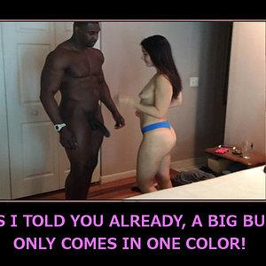 Again, Big Bull's Only Come in One Color!