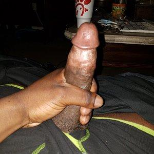 Fat black meat