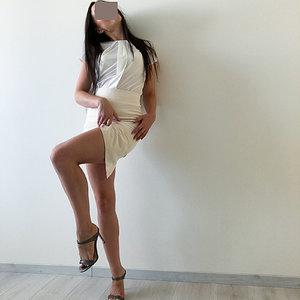 my wife coquette shows legs