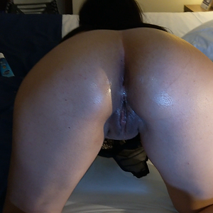 That PAWG after anal creampie