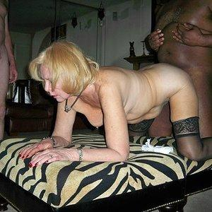 Luvrman impales hotwife, cuck watches