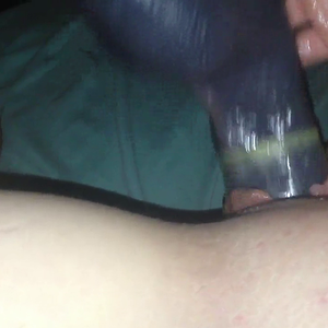 Wife with another bbc dildo