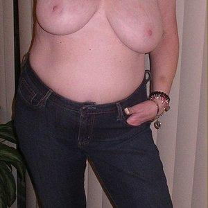 Mature MILF shows what she has for Blacks...