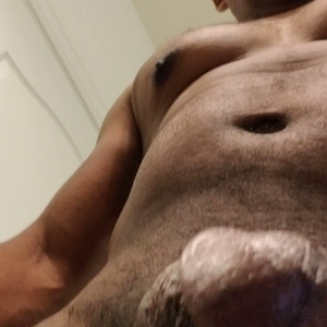 Daddys Sweaty Black Nuts