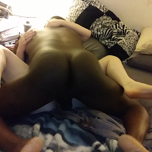 Cumming infront of my hubby