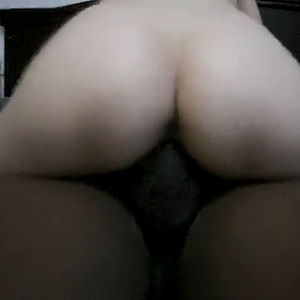 Chinese wife rides BBC while hubby films