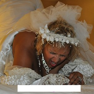 Wedding Nite GB 0040 - Fuck a Black Baby Into Me on my Wedding Night Please
