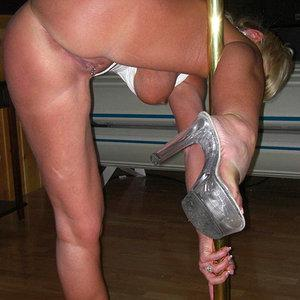 my pole dance