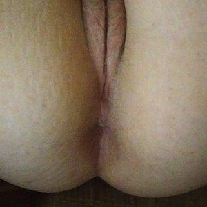 my white pussy ready for bbc
