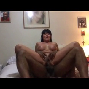 MILF BBC in Her Ass