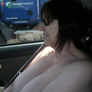 Tits for truckers...