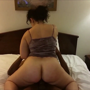 Big booty Wife Riding