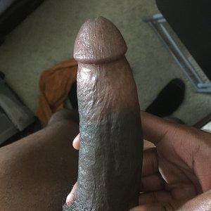 My shiny dick lol