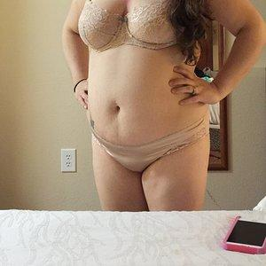 New Bra and Panty Set