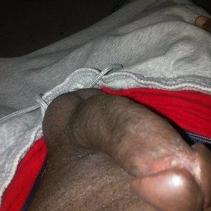 Horny before bed