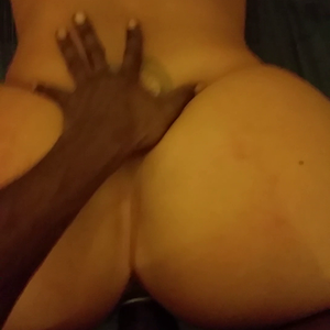 """ Lesbian friend from Miami gets D-Down pt.1"
