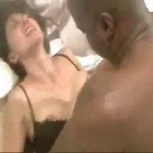 A white married slut Gets a huge BBC