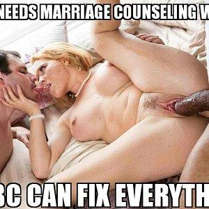 BBC can fix a marraige.