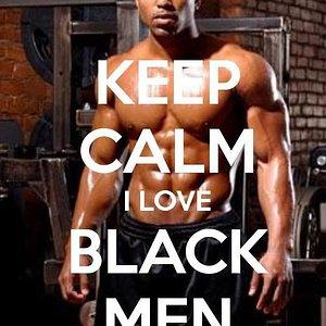 Keep Calm Love Black Men and BBC.