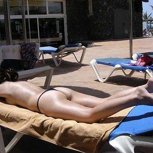 Relax and tanning
