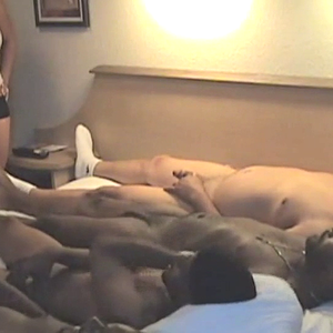 Perfect gangbang party