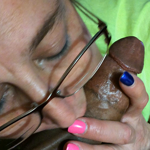 Granny Worshiping my BBC