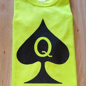 QOS Yellow T Shirt