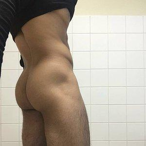 Hams and glutes