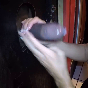 BBC glory hole