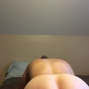 Pawg wife Sucking And Riding Black dick