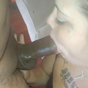 MILF knows how to work BBC