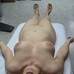 full nude ready for a massage or...