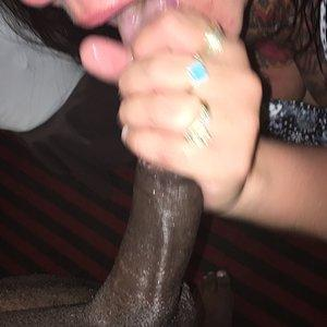 True BBC slut