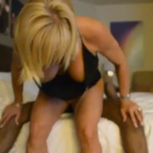 Dream MILF gets BBC
