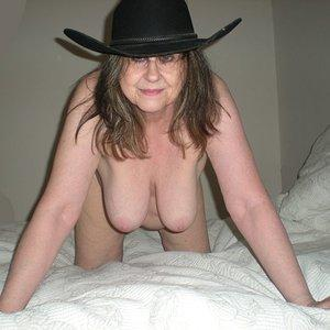 Cowgirl Tits a hangin...