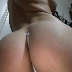 QOS rear of C thong member BBCSlut4U2