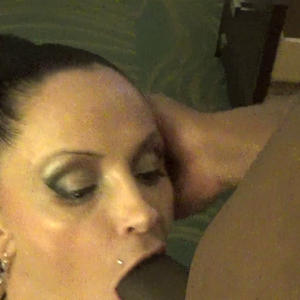 Tattoed Hotwife fucked by two BBCs