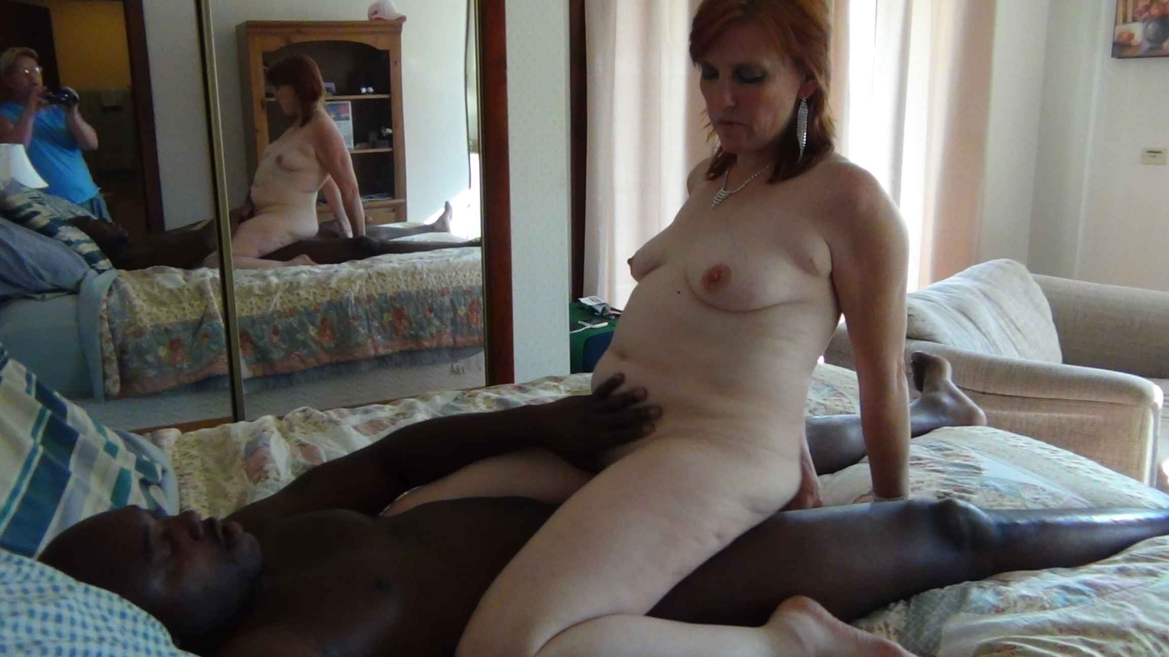 Mature interracial wives