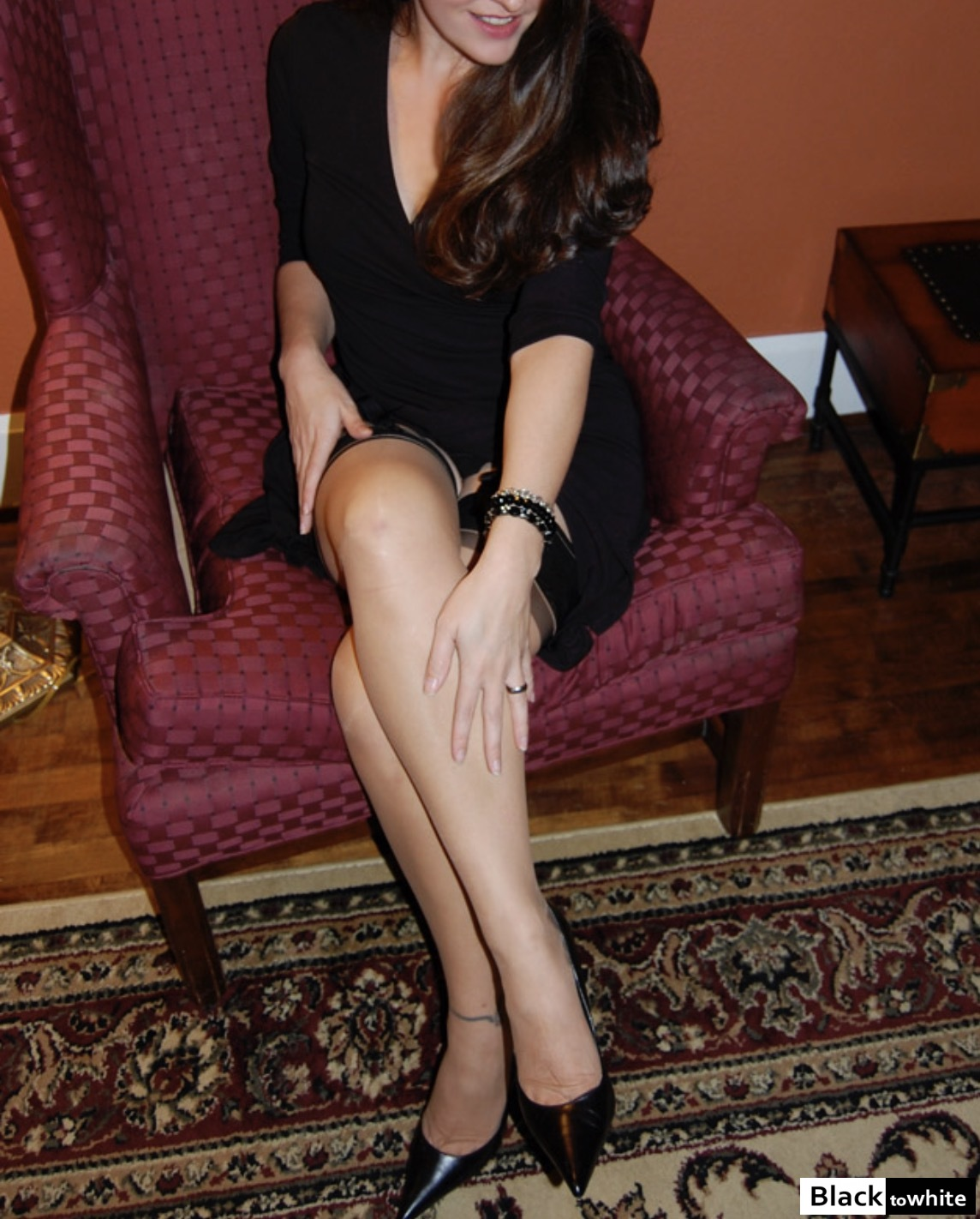another date night    amateur interracial community - cuckold